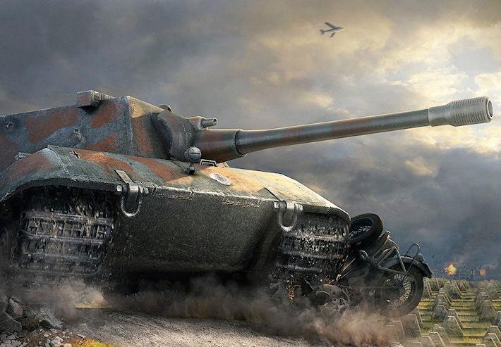 Появление новой видеоигры от World of Tanks