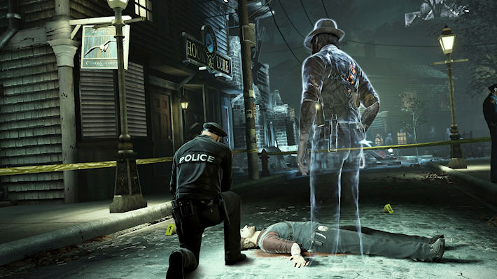 Новая игра Murdered: Soul Suspect выйдет только для Xbox One