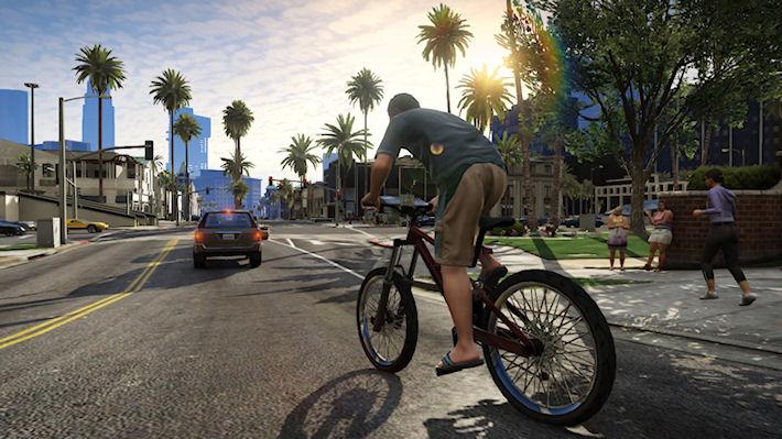 В продажу поступило 32,5 миллионов дисков с игрой GTA 5
