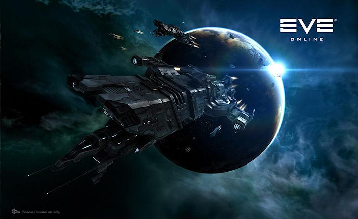 Хроники великой битвы в EVE Online