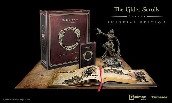 «Имперское издание» The Elder Scrolls Online