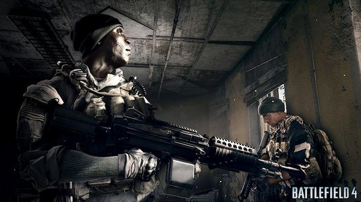Battlefield 4 готовит сюрпризы