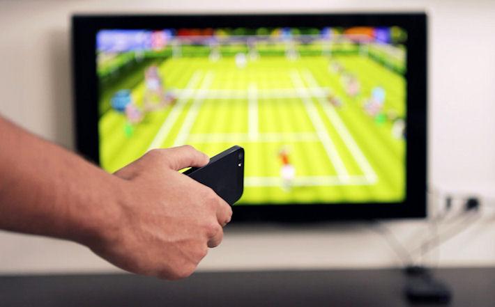 Создание игровой консоли для APPLE TV