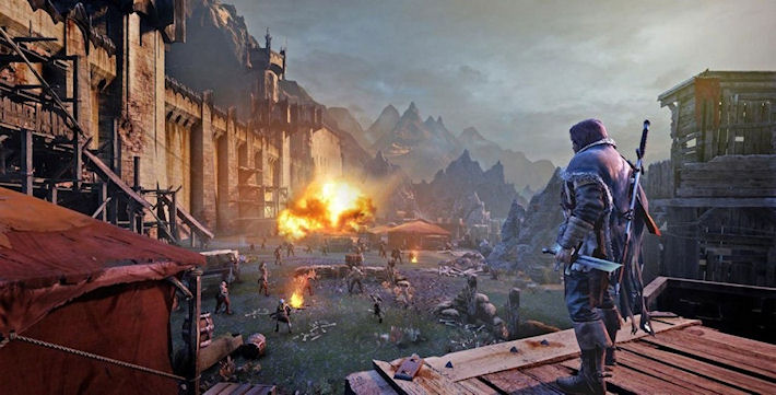 Middle-Earth: Shadow of Mordor является копией Assassin's Creed