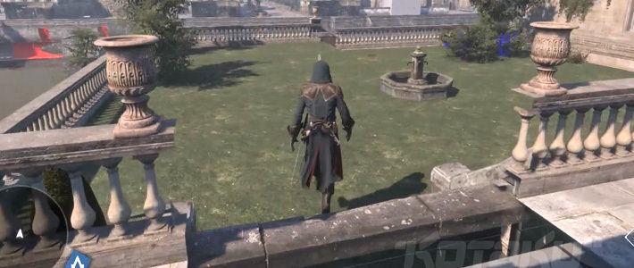 Ubisoft отказывается комментировать утечку скриншотов Assassin's Creed Unity