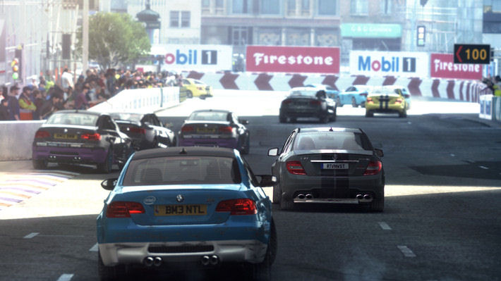 GRID: Autosport – автомобильные гонки для настоящих фанов