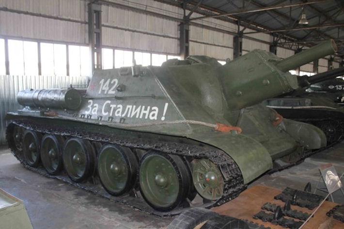 Компания Wargaming начала сотрудничество с музеем в Кубинке
