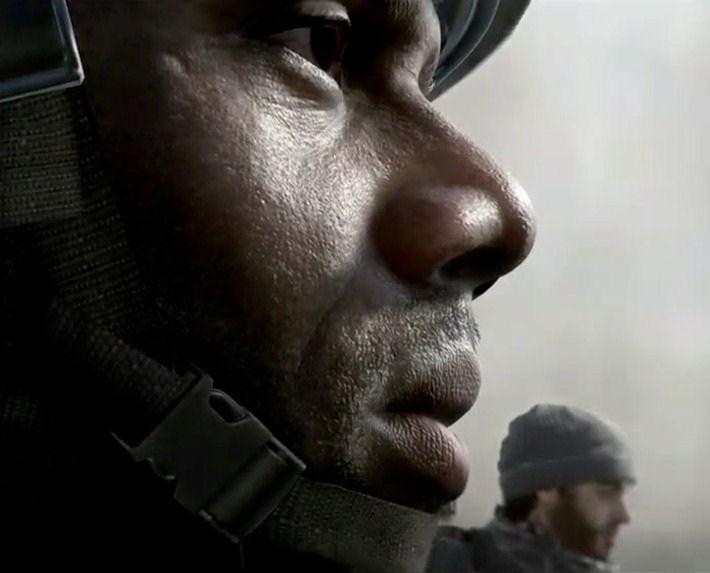 Персонажи в новой Call of Duty будут максимально фотореалистичными