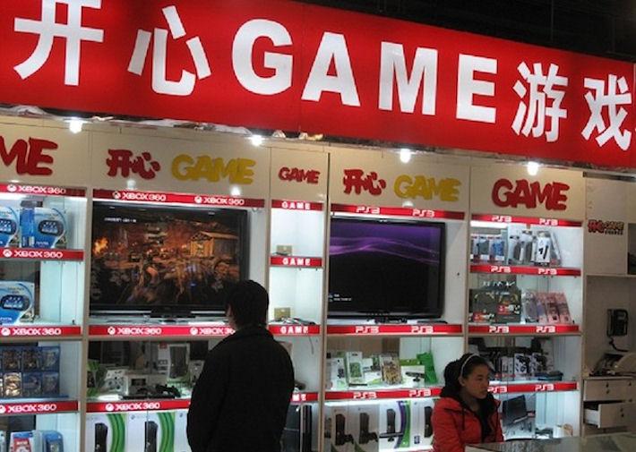 Китай вводит цензуру в отношении видеоигр