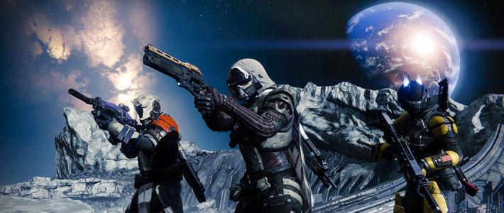 «Destiny» — долгожданная игровая новинка за полмиллиарда долларов