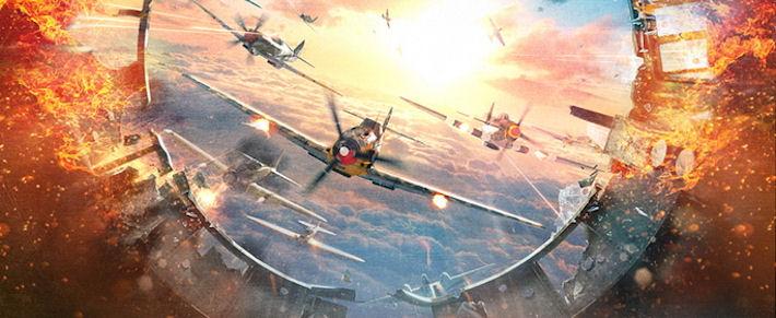 Масштабное обновление экшна «World of Warplanes»