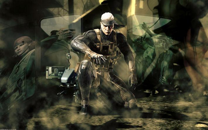 Фанатский ремейк Metal Gear получил одобрение Konami