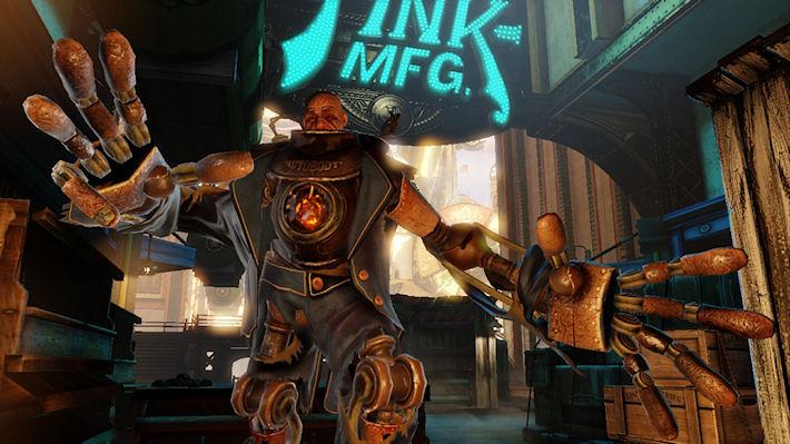 2K Marin станет создателем следующей части серии Bioshock