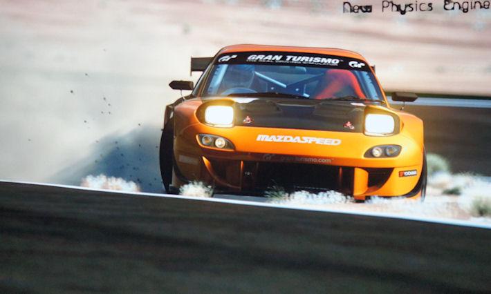 Симулятор «Gran Turismo 6» обновился по-крупному