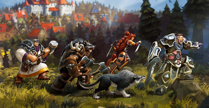 Анонс игры «The Settlers — Kingdoms of Anteria»