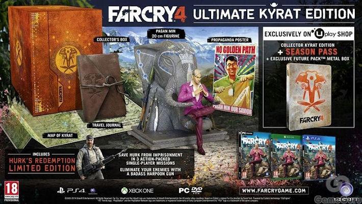 Полное издание «Far Cry 4»