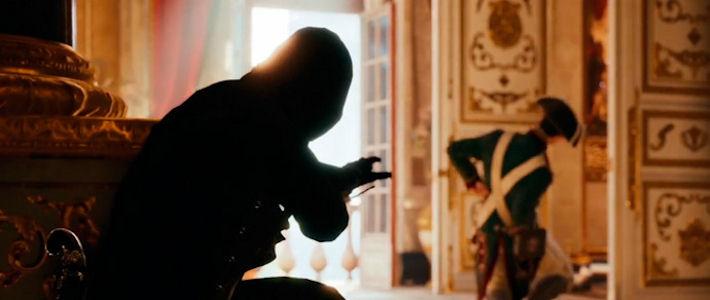 Геймплейное видео Assassin's Creed: Unity