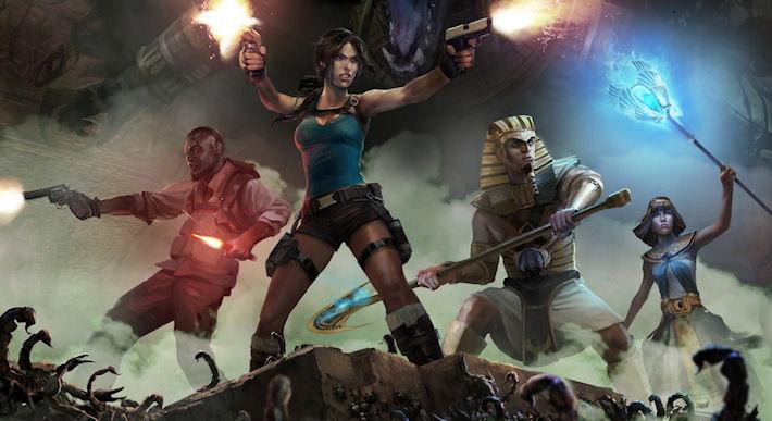 «Lara Croft and the Temple of Osiris» выйдет в конце года