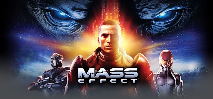 Игра «Mass Effect» раскрывает свои секреты
