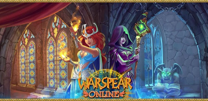 Обновлённая версия «Warspear Online»