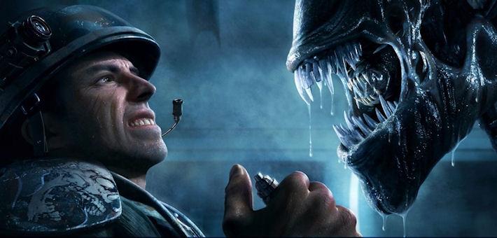 Новый видеоролик игры «Alien: Isolation»