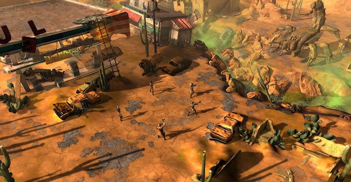 Стали известны причины даты выхода «Wasteland 2»