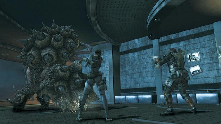Появление первых изображений «Resident Evil: Revelations 2»