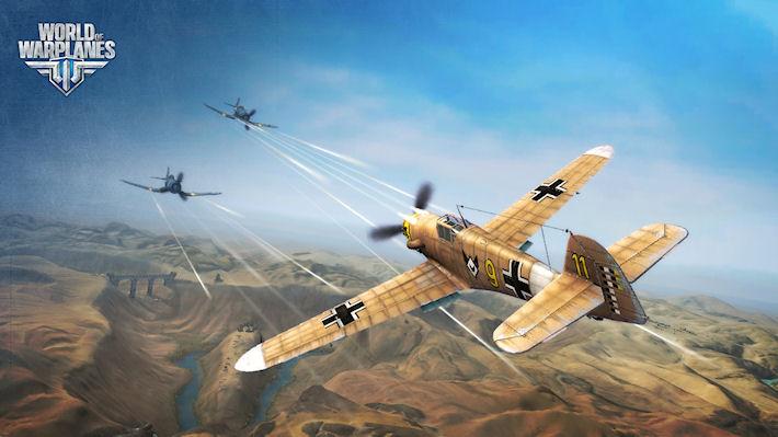 «World of Warplanes» готов удивлять