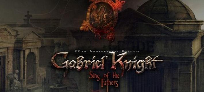 «Gabriel Knight: Sins of the Fathers» выйдет в свет 15 октября