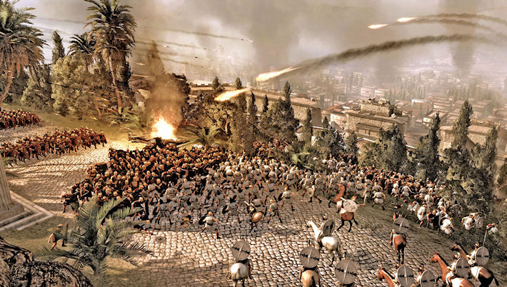 «Total War: Rome 2» приготовила сюрпризы для своих фанатов