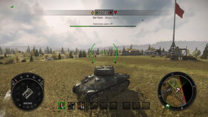 Обновление Xbox 360 Edition для «WoT»