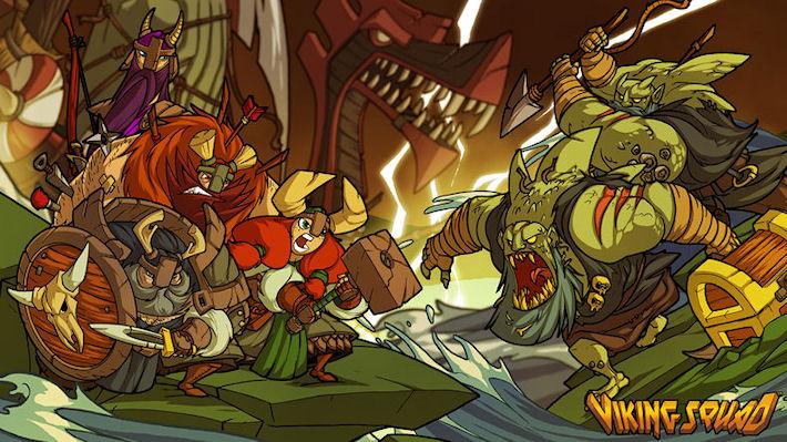 «Viking Squad» готовится к поискам сокровищ