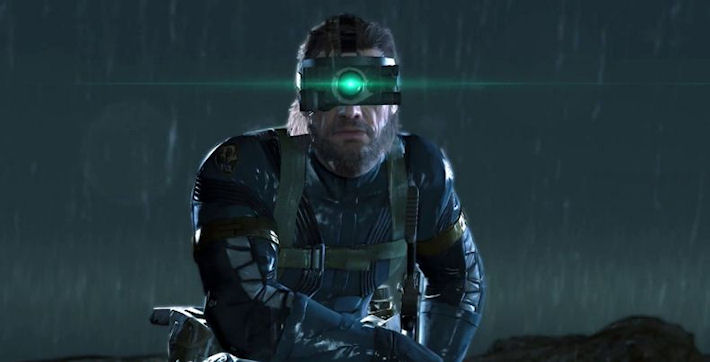 «Metal Gear Solid 5: Ground Zeroes» выйдет в декабре