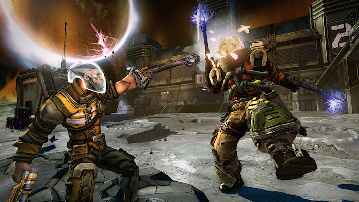 Состоялась премьера «Borderlands: The Pre-Sequel!»