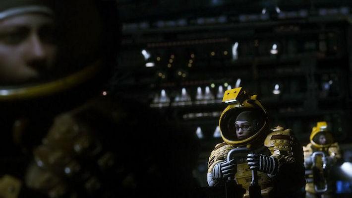 До выхода дополнения для «Alien: Isolation» остались считанные дни