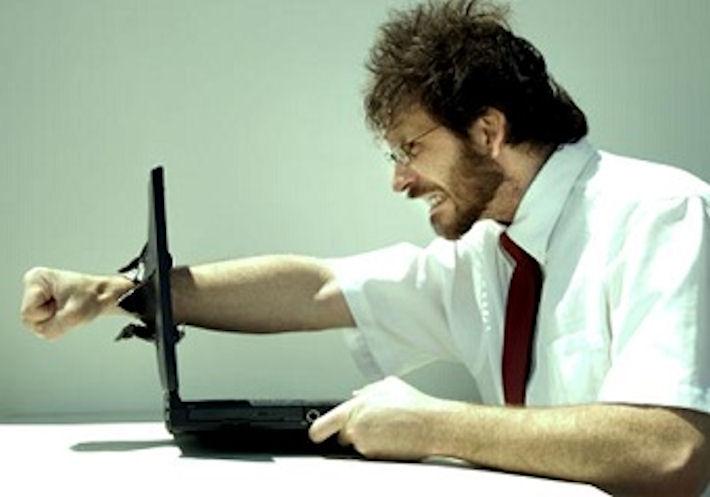 Агрессия в социальных сетях