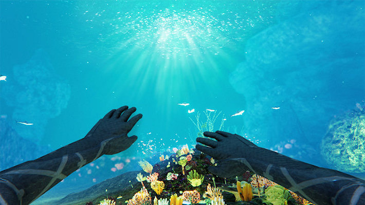 Анонс «глубоководного» ужастика Iron Fish