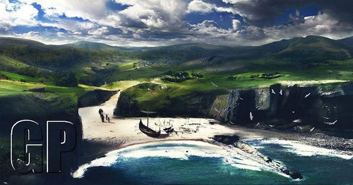 Анонс ролевой игры Expeditions: Viking