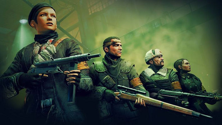 Анонс Zombie Army Trilogy от Rebellion