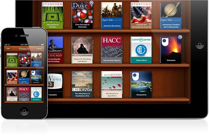 Apple улучшила iTunes U