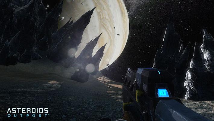 Аркада Asteroids: Outpost от Atari вышла в раннем доступе