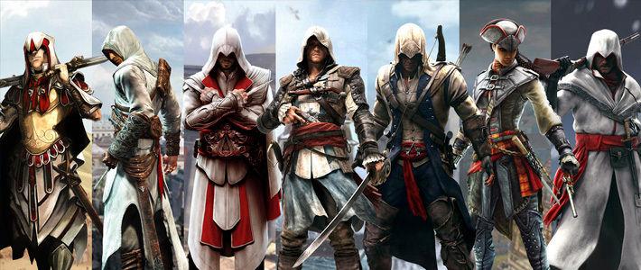 Assassin's Creed – самая популярная игра издательства Ubisoft