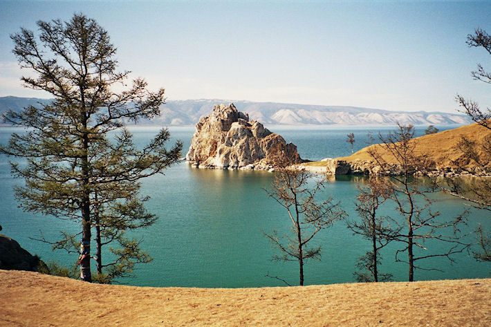 Байкал — мекка туристов