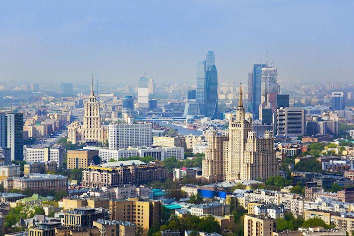 Безграничные лабиринты Москвы