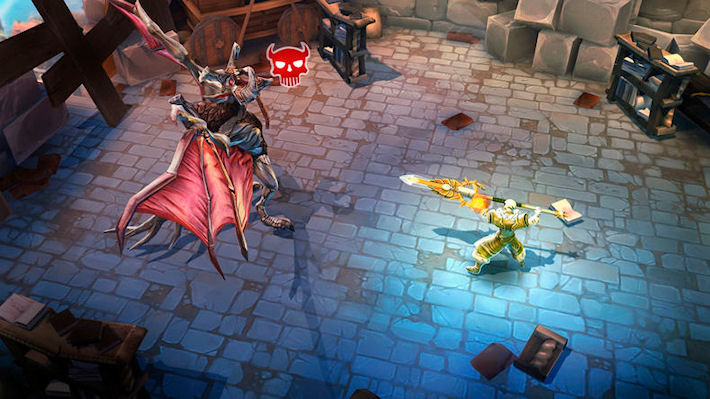 Близится релиз Dungeon Hunter 5