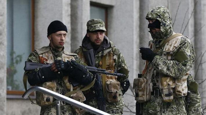 Боевики наступают на Артемовск, — ИС