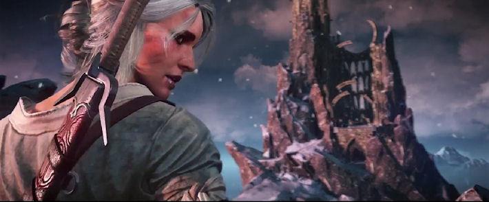 Цири — новый персонаж в The Witcher 3: Wild Hunt