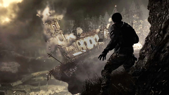 Call of Duty: Ghosts получила разгром от пользователей