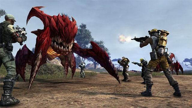 Игра Defiance заняла третье место в британском игровом чарте