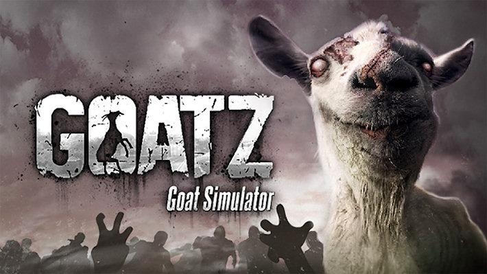 Дополнение про зомби в Goat Simulator
